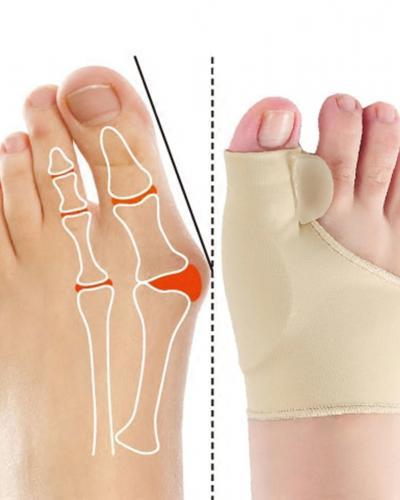 2 pi ces 1 paire d orteils correcteur orth ses pieds soin des pieds os pouce