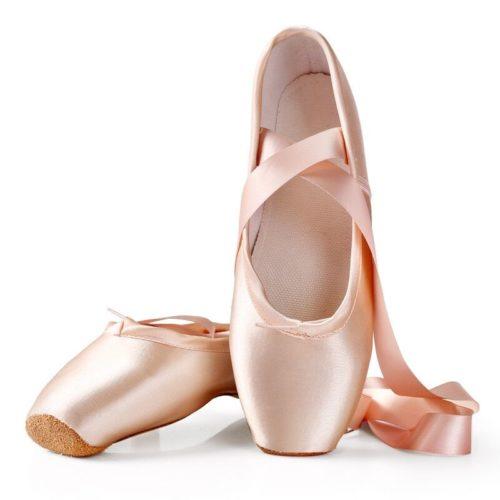 Chaussures de danse de Ballet pour femmes baskets pour femmes pour le Ballet Pointe professionnelle pour