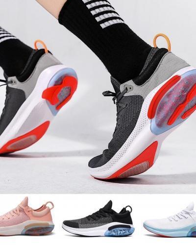 Chaussures de sport d ext rieur pour hommes et femmes baskets d athl tisme coussin d
