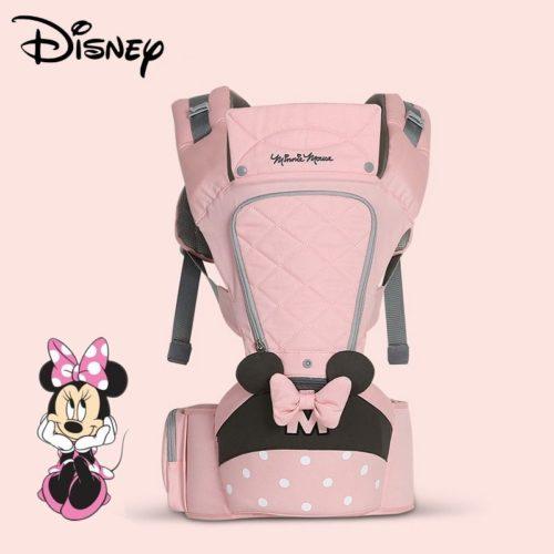 Disney porte b b avec n ud de 0 36 mois respirant porte b b Hipseat