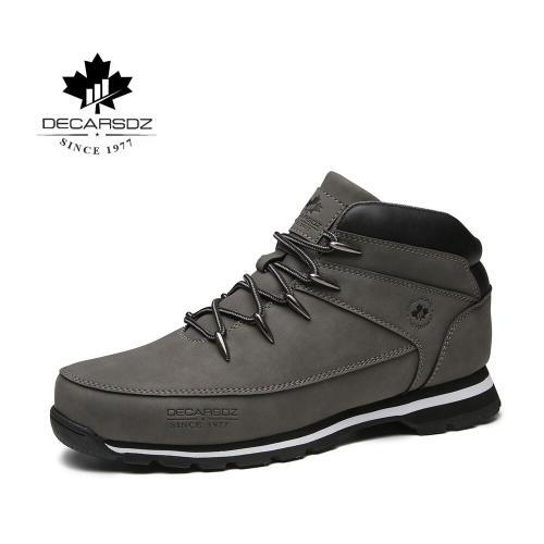 Hommes bottes de base chaussures hommes 2020 automne hiver mode bottes d contract es hommes marque