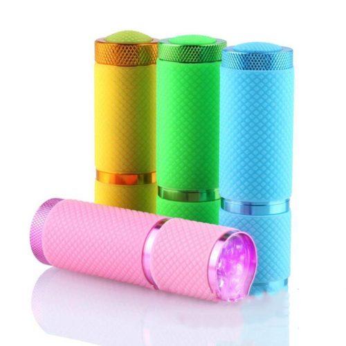 Lampe torche Portable pour s cher le vernis ongles Mini 9 LED s chage led gel