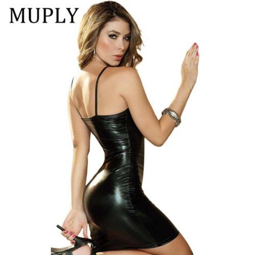 Lingerie rotique pour femmes sous v tements de fantaisie robe de nuit en porno Slim strip