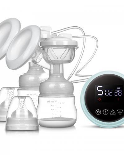 Pompe mammaire lectrique 1000Am avec batterie facile charger facile transporter alimentation lait d ext rieur fournitures