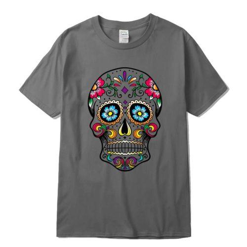 XINYI T shirt manches courtes pour hommes de haute qualit d contract cotton style de rue