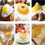 1 pi ces accessoires de cuisine en acier inoxydable oeuf frit Shaper moule cr pes Omelette 3