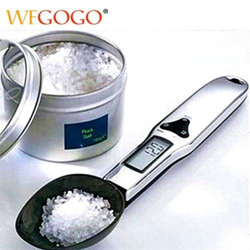 300g 0 1g Portable LCD balance de cuisine num rique mesure cuill re gramme lectronique cuill