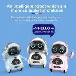 939A poche RC Robot parlant Dialogue interactif reconnaissance vocale enregistrement chant danse raconter histoire Mini RC 1