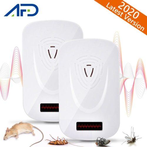 Anti moustique 2 pi ces souris tueur de cafards r pulsif antiparasitaire d insectes et de