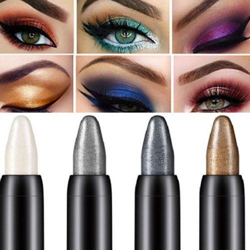 Crayon fard paupi res pour maquillage professionnel surligneur pour femmes 15 couleurs 116mm vente en gros