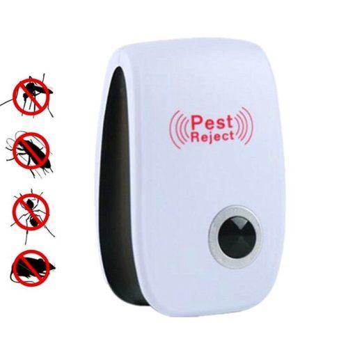 Dispositif de repousse contre insectes Rats 1 pi ce limination des insectes ultrasons souris tueur de