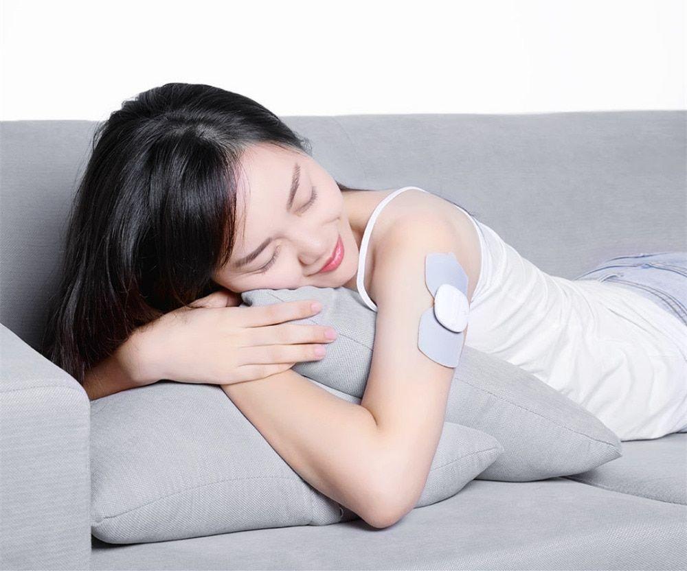 Xiaomi-Mijia-LF-Leravan-Brand-Electrical-Stimulator-Full-Body-Relax-Muscle-Therapy-Massager-Magic-Touch-massage (2)