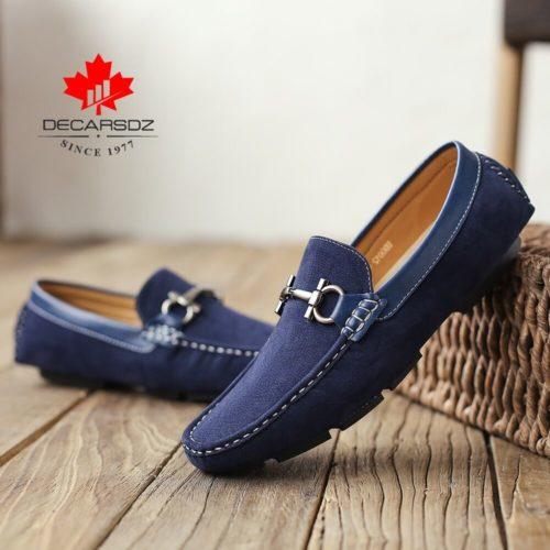 Hommes mocassins chaussures 2020 nouvelle marque d automne confortable chaussures pour homme mocassin mode chaussures hommes