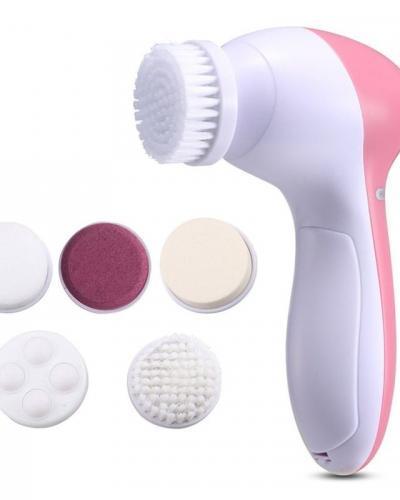 Machine lectrique 5 en 1 pour nettoyer le visage nettoyer les pores de la peau et