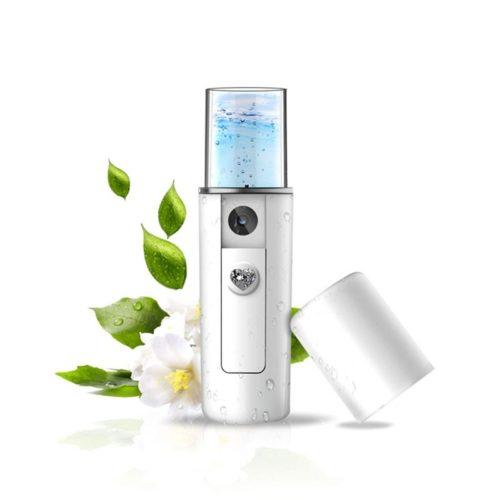 Vaporisateur Portable pour le visage nettoyage en profondeur vaporisateur ultrasonique pour Sauna Spa brume d ozone