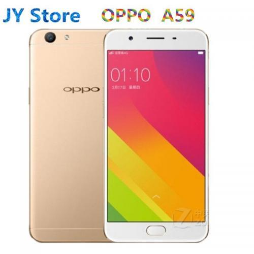 Version globale Oppo A59 4G LTE t l phone portable MTK6750 Octa Core Android 5 1