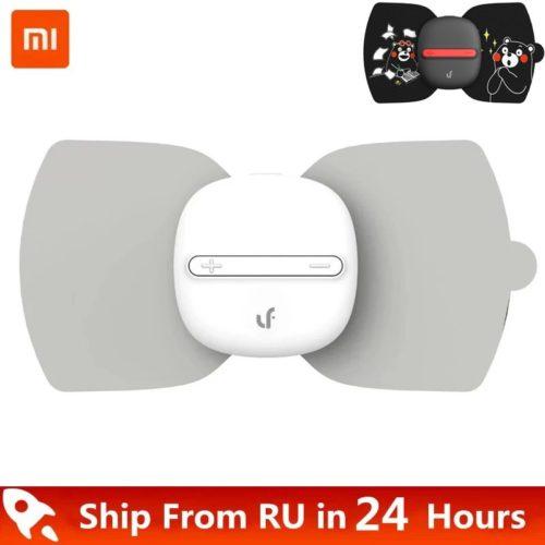 Xiaomi LF marque Portable lectrique stimulateur masseur autocollants corps complet magique Massage th rapie d tendu