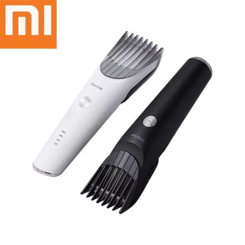Xiaomi Mijia tondeuse cheveux lectrique Xiaomi maison hommes coupe cheveux tondeuse barbier professionnel Ultra mince lame