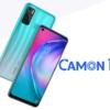 TECNO CAMON 16S bleu ciel
