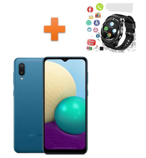 bundle A02 smartwatch