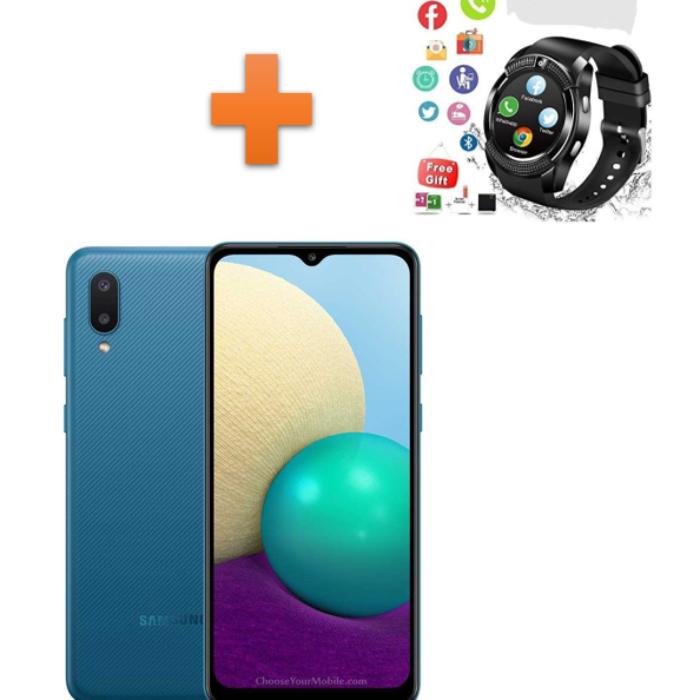Samsung Galaxy A02 + cadeau