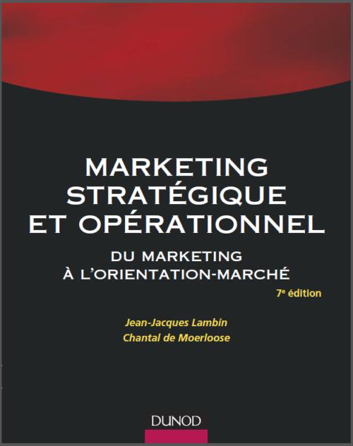 marketing strategok operationnel