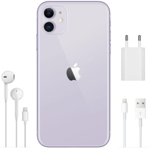 apple iphone 11 mauve 2