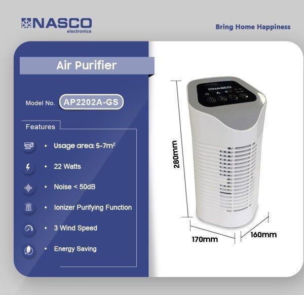 Purificateur d'air Nasco