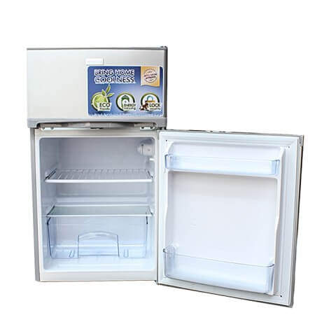 nasco refrigerateur nasf2 11 85 litres gris garantie de 12 mois 2