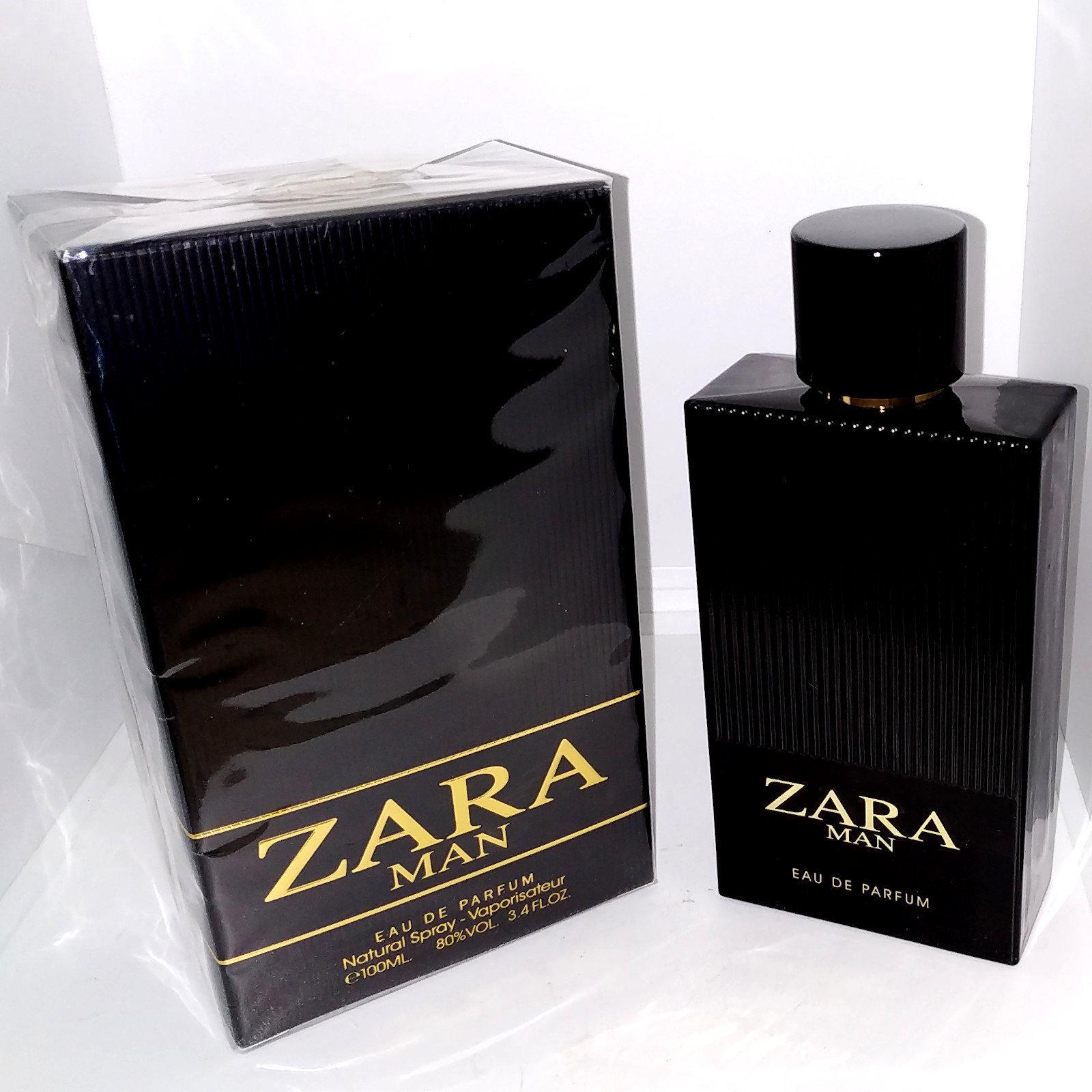 F ZARA MAN 100