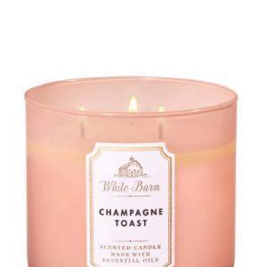 Bougies parfumées 3mèches