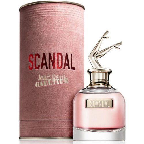 scandal boite et flacon du parfum