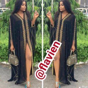 tunique glamour