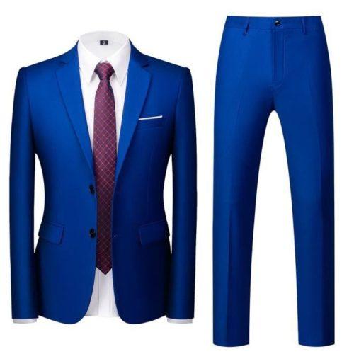 homme costume deux pieces veste pantalon de costum