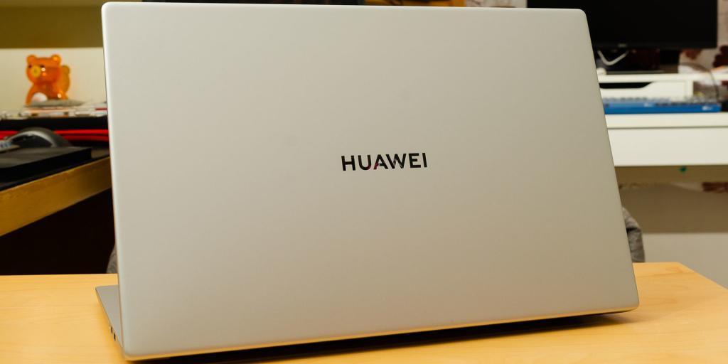 Huawei MateBook D 15 header